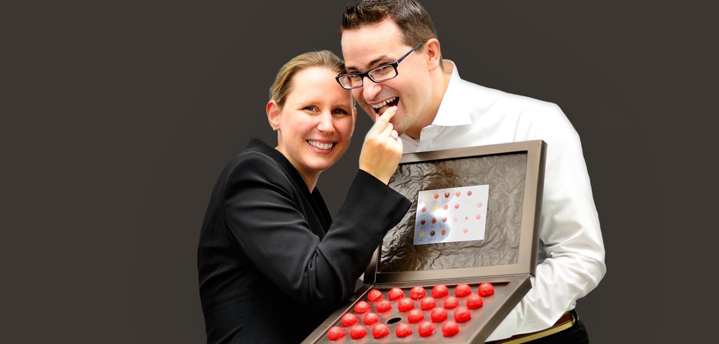 Karin und Patrick Hallinger leben ihren Traum
