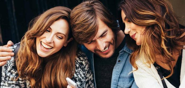 Warum Paare nach einem Dreier suchen