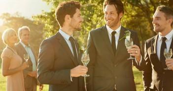 Paare versus Singles auf einer Hochzeit