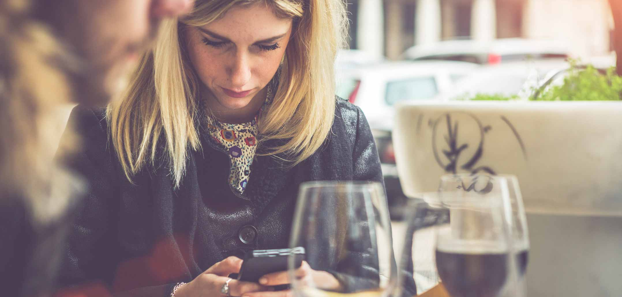 Ist ihr Date Social Media süchtig?