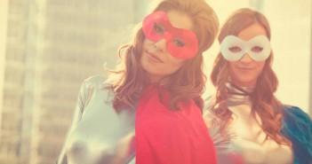 Frauen haben Superkräfte