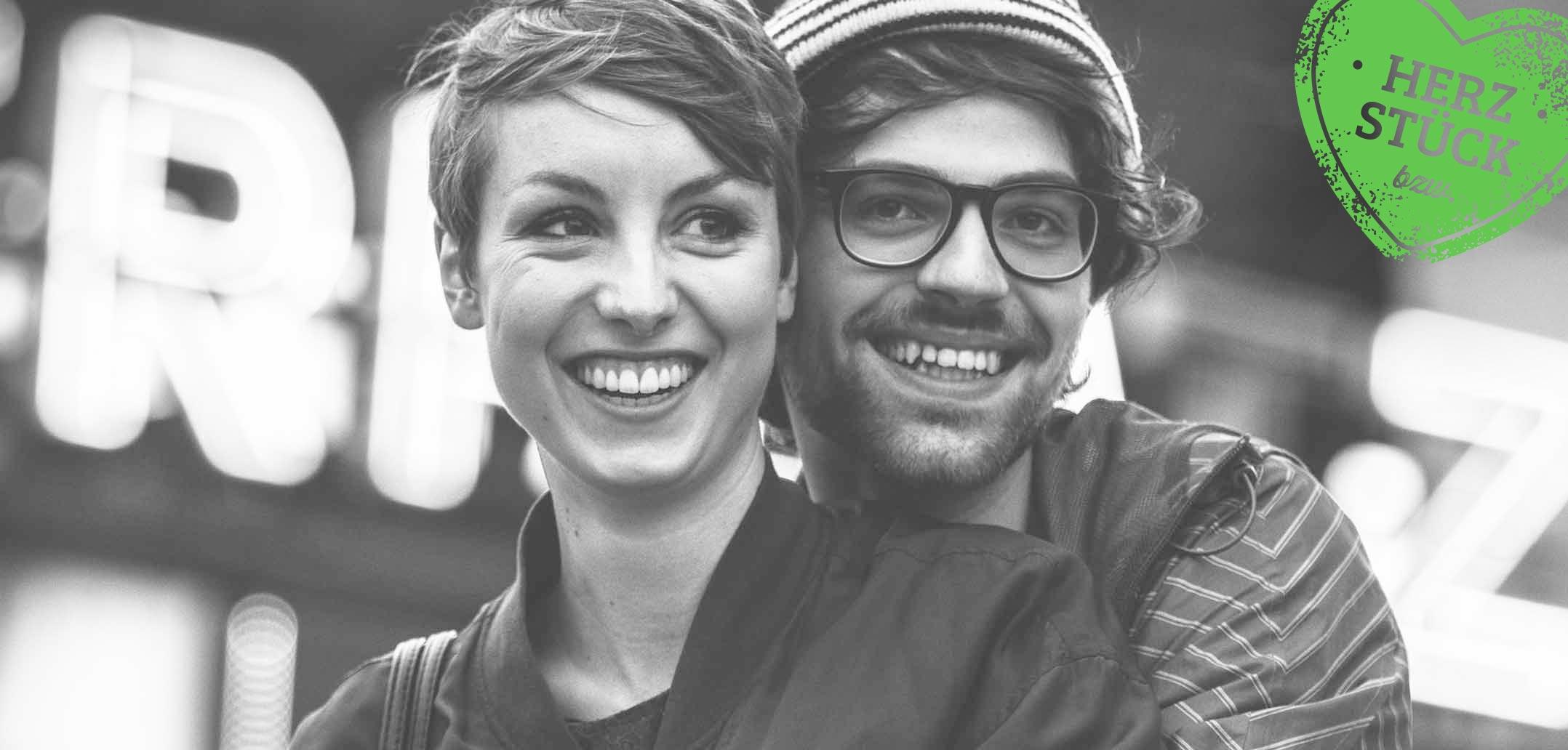 Paare, die nach anderen Paaren suchen