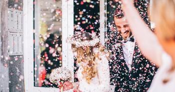 So sind Sie der perfekte Gast auf einer Hochzeit