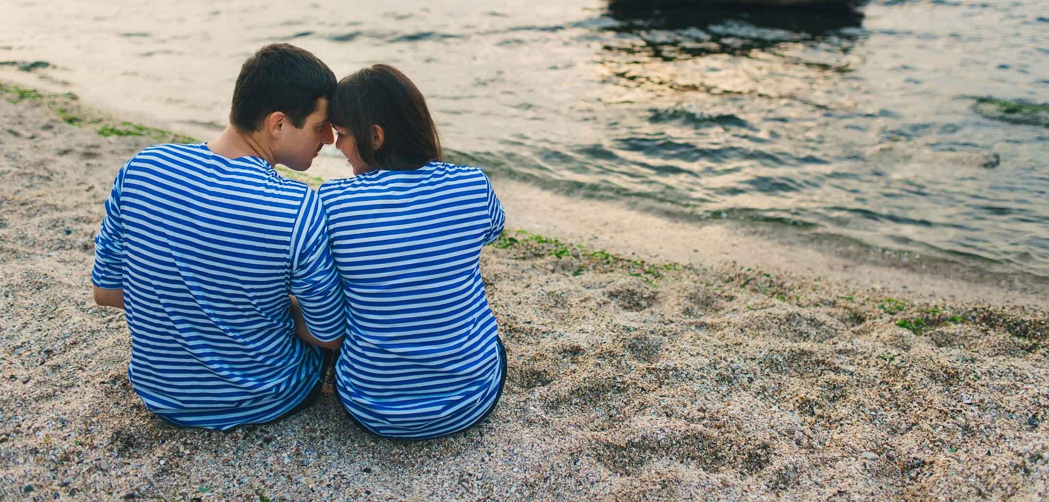 Erfolgreiche Paare lassen Unterschiede zu