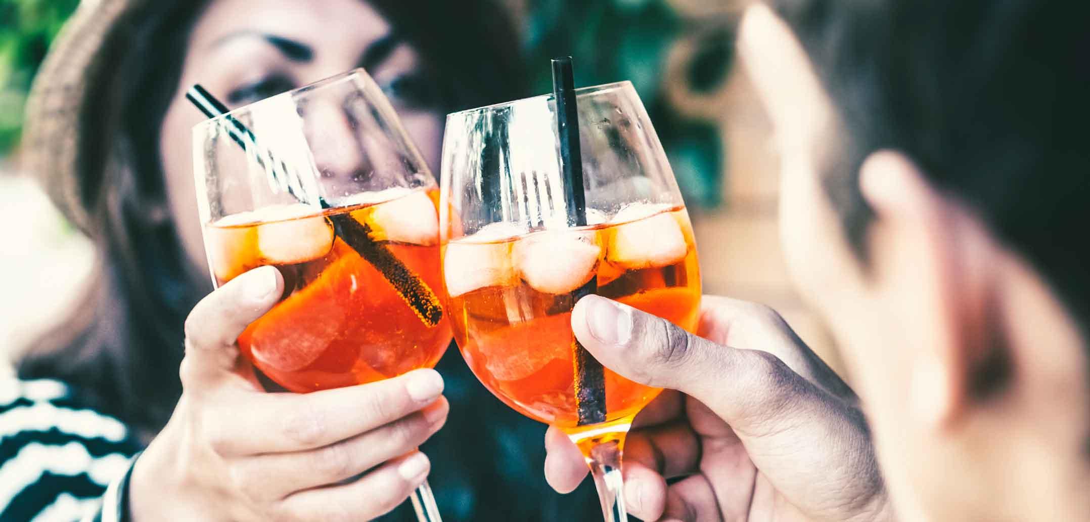 Alkohol flirten