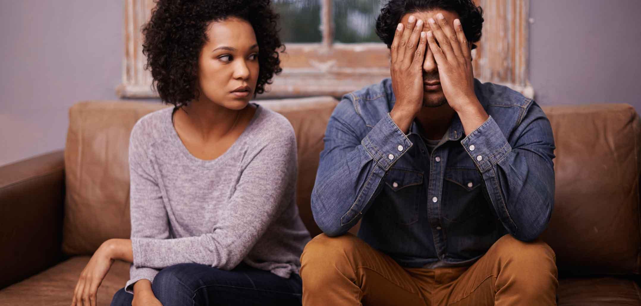 Wenn die Gefühle kippen: Was, wenn der Partner nur noch