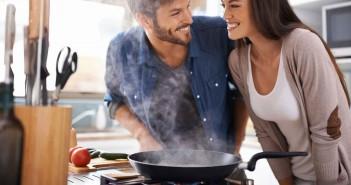 Kitchen Couple: jetzt wird's wild