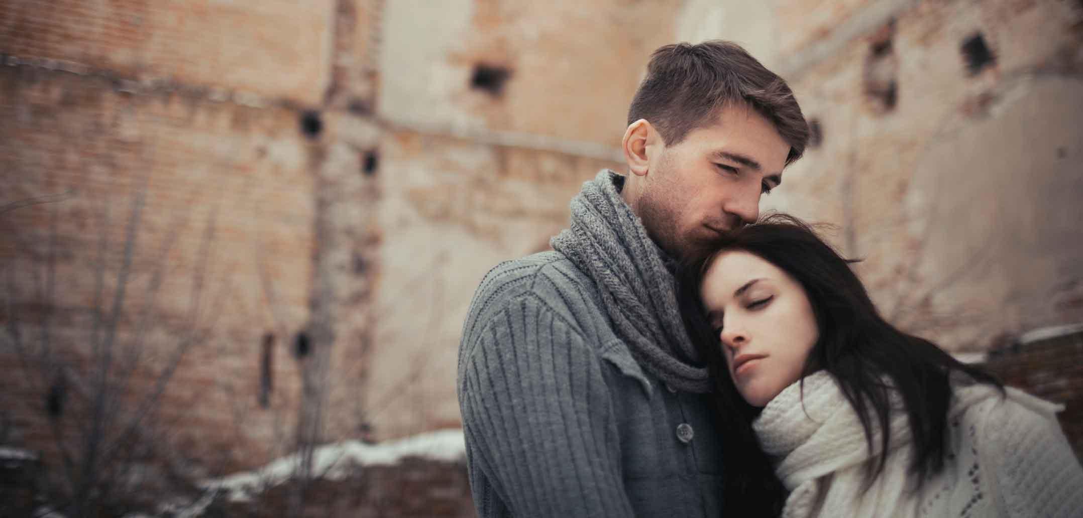 Vergebungssucher lieben länger