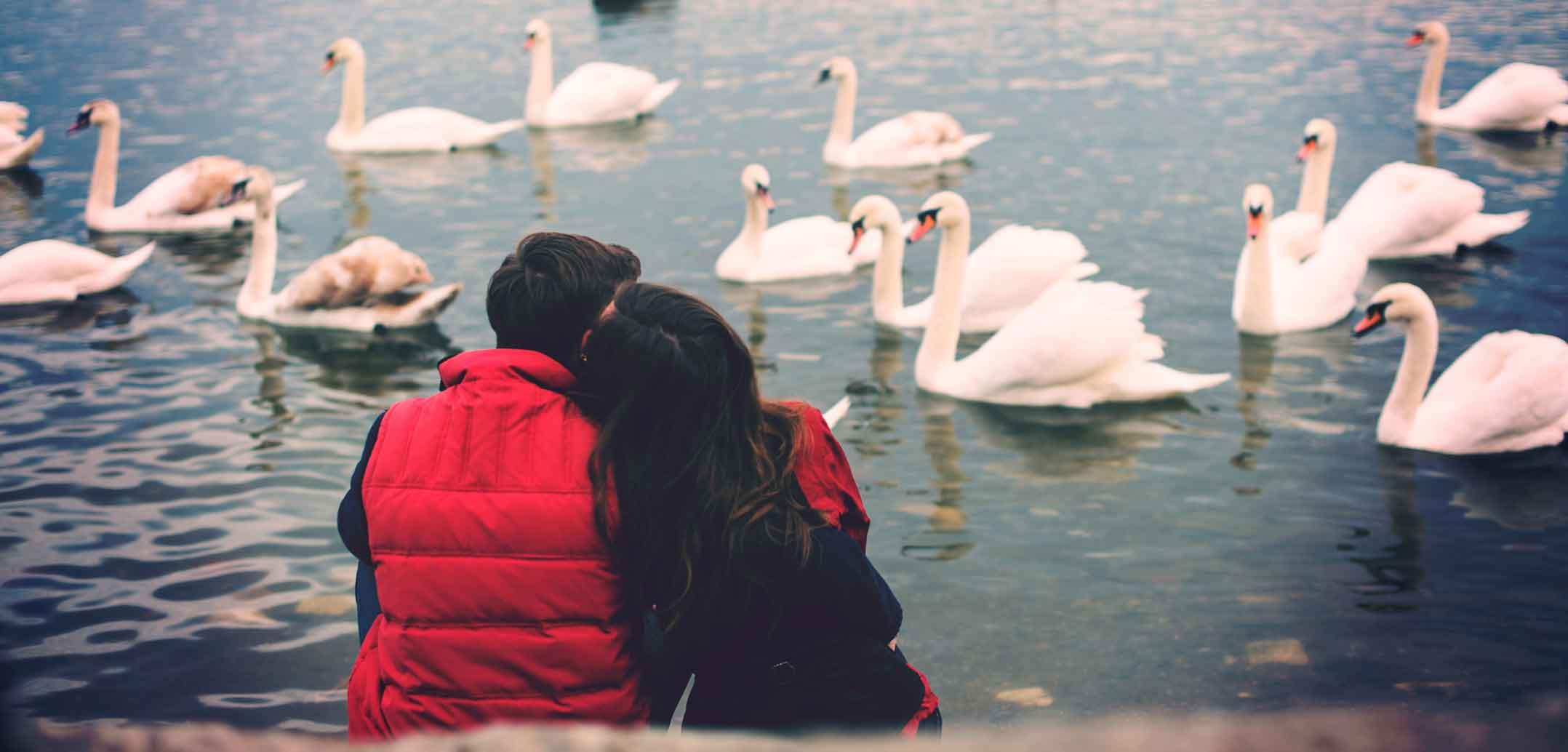 Dinge für Langstrecken-Paare zu tun