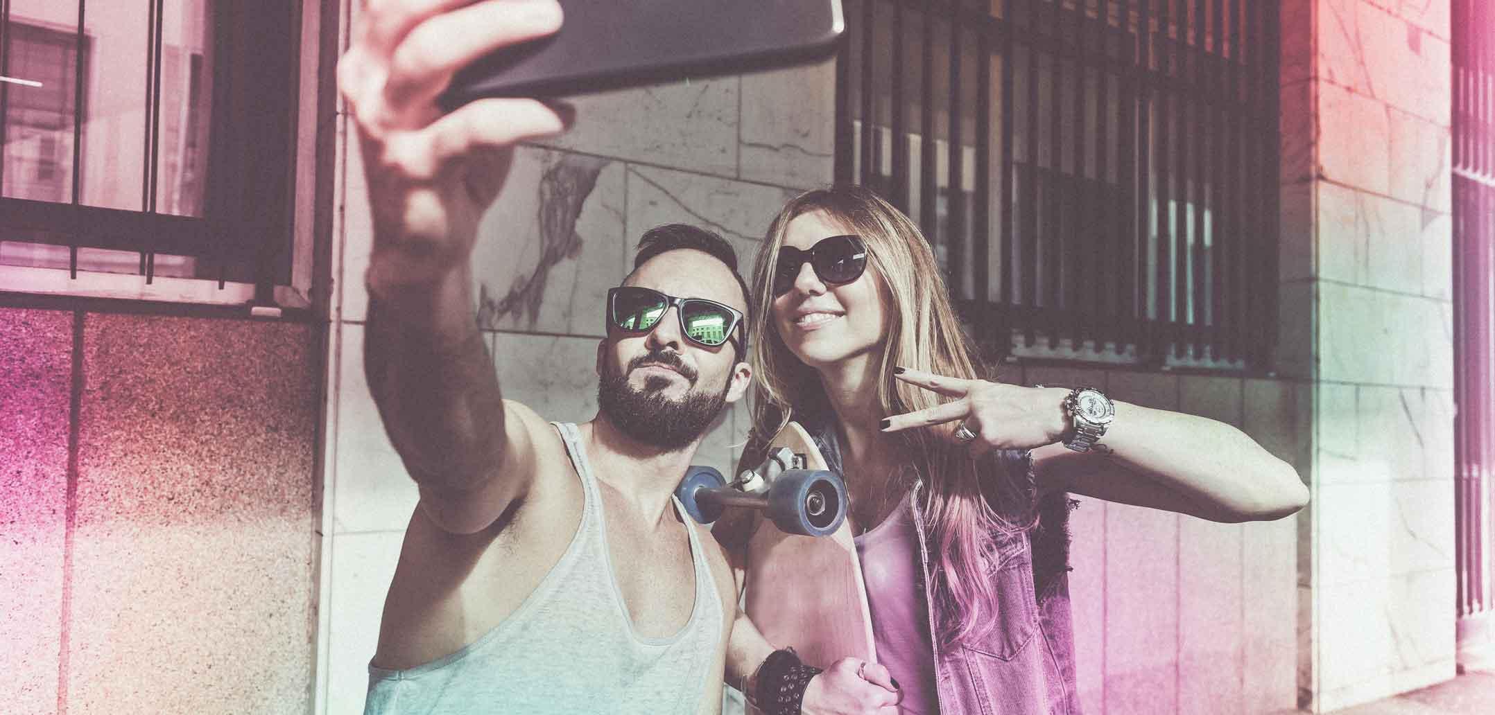 Beziehungskiller in sozialen Medien
