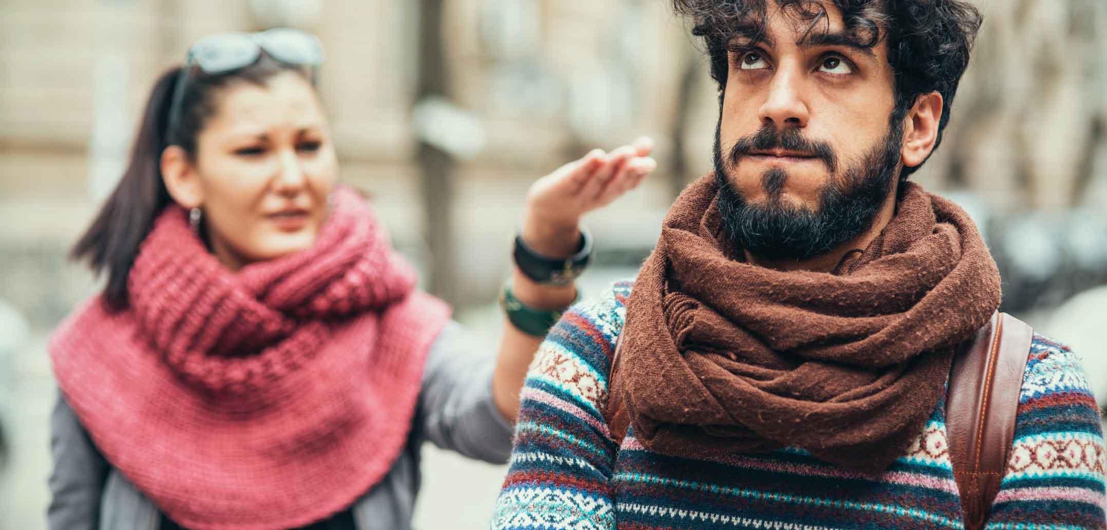 8 falsche Wege zu streiten