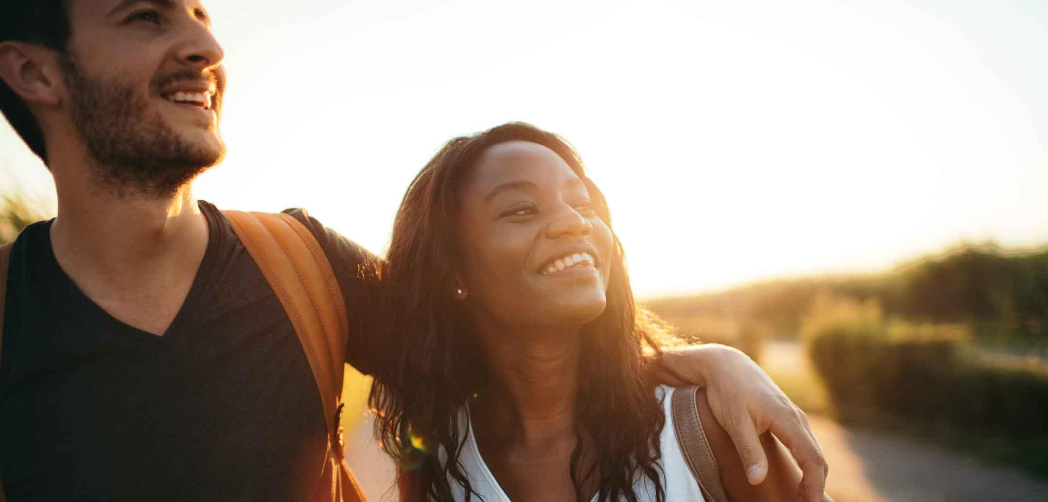 Diese Dinge sollten gegeben sein, damit die neue Beziehung glückt