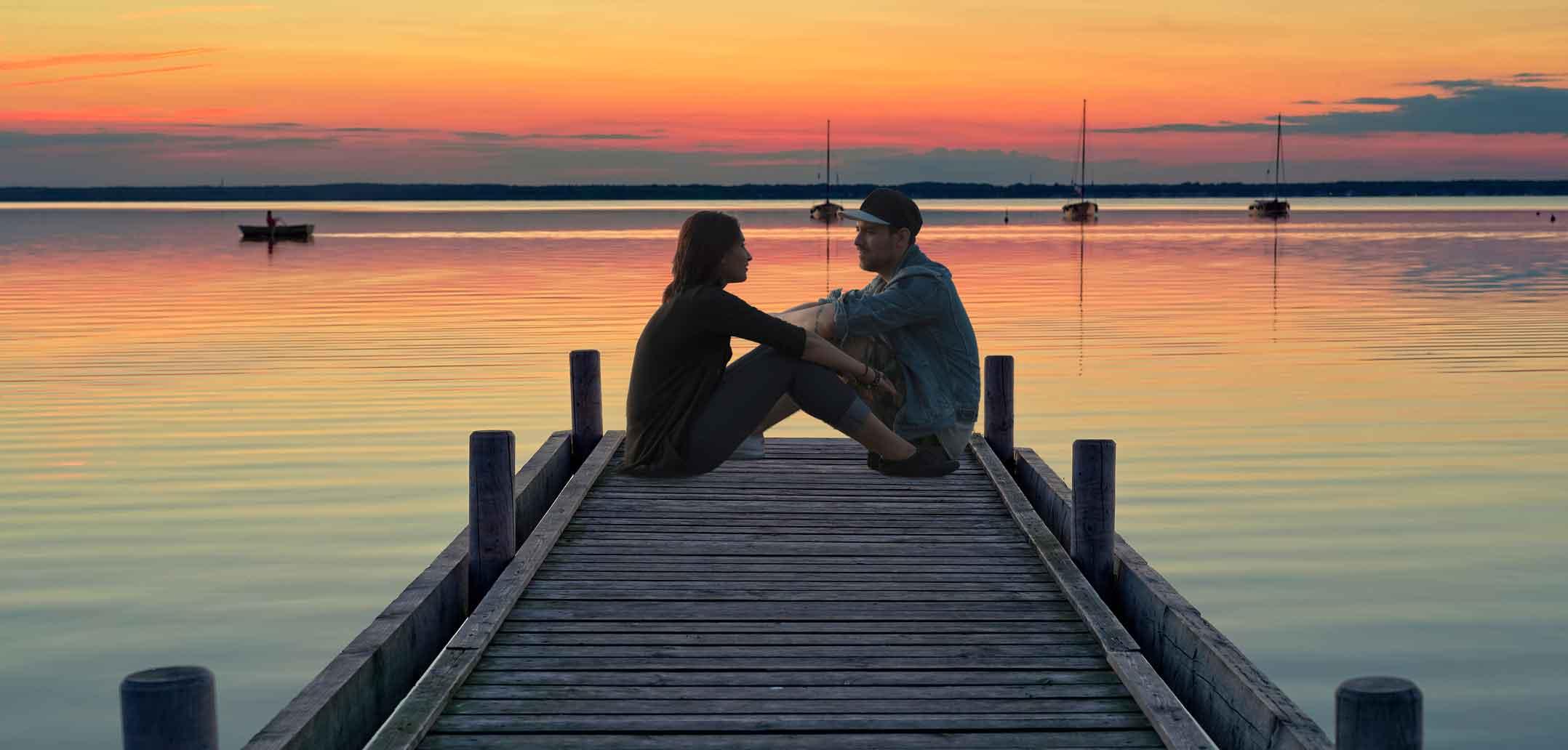 wie Sie Ihre Beziehung ein Leben lang halten können