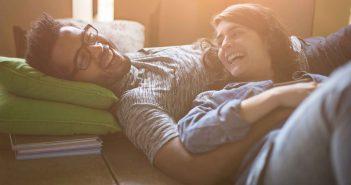 Zusammenziehen muss nicht immer nach Plan erfolgen - sondern geht auch ganz still und leise