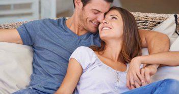Wie gibt Ihnen Ihr Partner das Gefühl von Sicherheit?