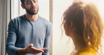 Wie reagieren Männer auf Kritik?