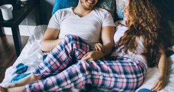 50 Dinge, die Paar zuhause tun können