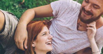 Studie, Paar, Beziehung, Glück, Gesundheit, Glück macht gesund