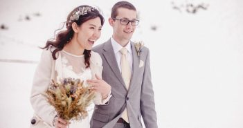 Würden Sie im Winter heiraten?