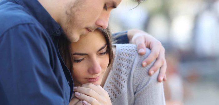 So liebt es sich mit einem depressiven Partner