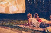 40 Sätze von Paaren im Kino