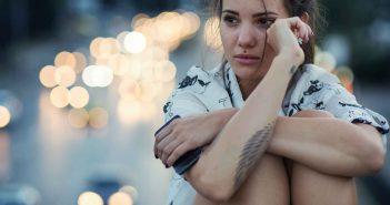 10 Traurige Sprüche zum Nachdenken