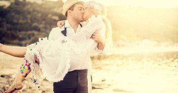 Wie stellen Sie sich Ihre Hochzeit vor?
