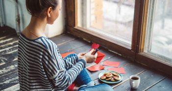 So schreiben Sie einen romantischen Liebesbrief