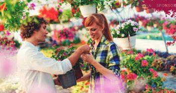 Deshalb ist Gärtnern gut für die Liebe