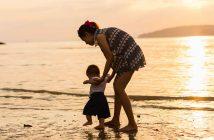 Schritt für Schritt, Hand in Hand in der Elternzeit