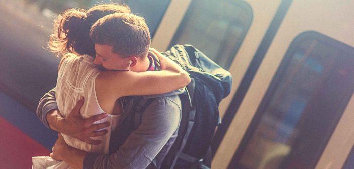Damit die Liebe auch über Tausende Kilometer hält