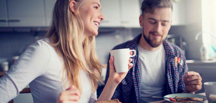 Sich lieben heißt nicht automatisch, dass man eine Wohnung teilen muss