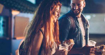 Beim Date können Männer viel falsch machen