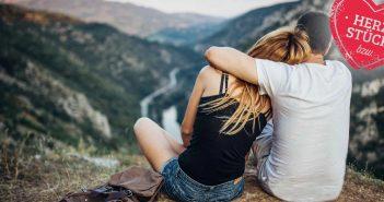 Vor der Liebe sollte man nicht weglaufen