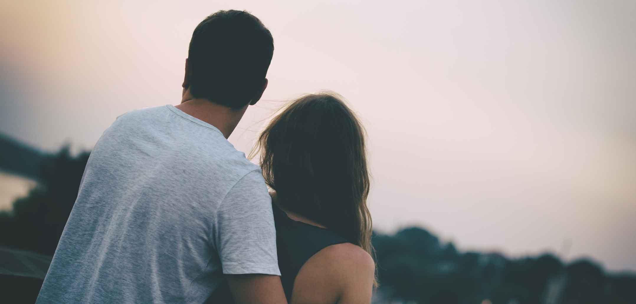 Liebe bedeutet bleiben