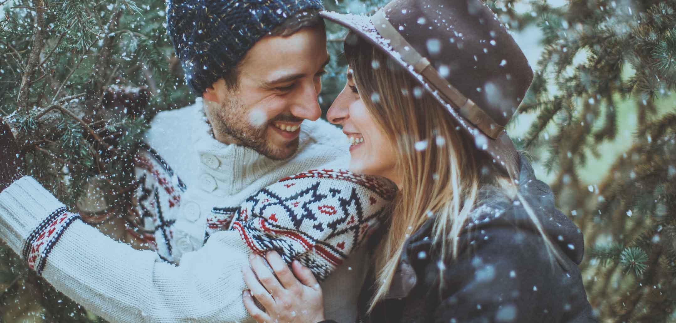 Besondere Weihnachtsgeschenke für den Partner