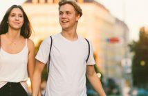 Trost in neuen Beziehungen suchen