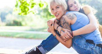 Monogamie ist ihr trotz Bisexualität wichtig