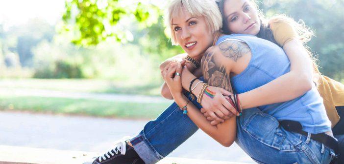 Bisexualität in monogamen Beziehungen