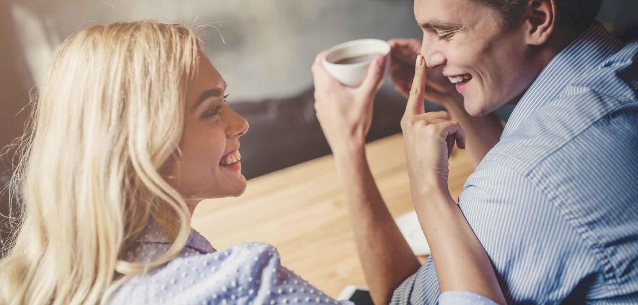 Was wäre das perfekte erste Date?