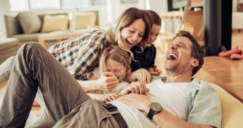 Schlechtes Wetter? Gute Laune-Tipps für Familien