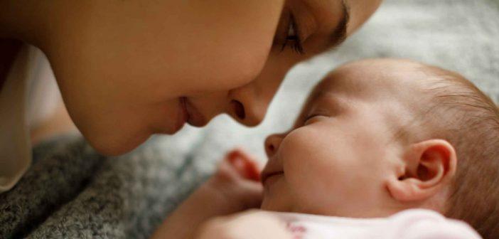 Mutter werden bedeutet nicht nur Lachen
