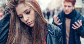 Wenn der Partner seine Emotionen nicht im Griff hat, kann das zur Gefahr werden