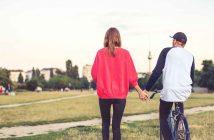 Kleine Rituale sind gut für die Beziehung