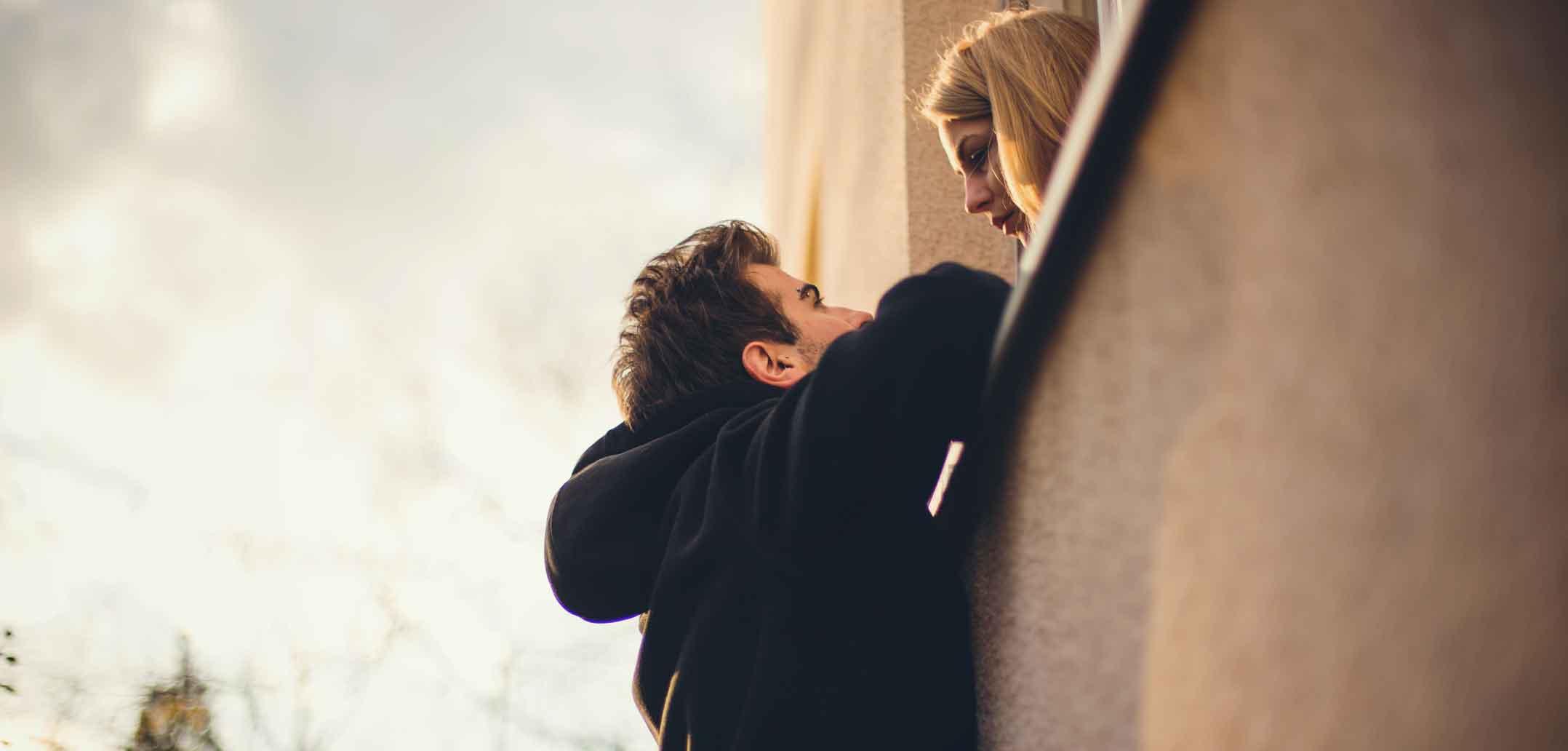 Es ist wichtig, dass man sich für seine Fehler bei dem Partner entschuldigt