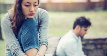Zu viel Nachdenken führt zu Problemen in der Beziehung