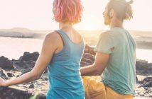 Meditation macht den Blick auf die Dinge klarer