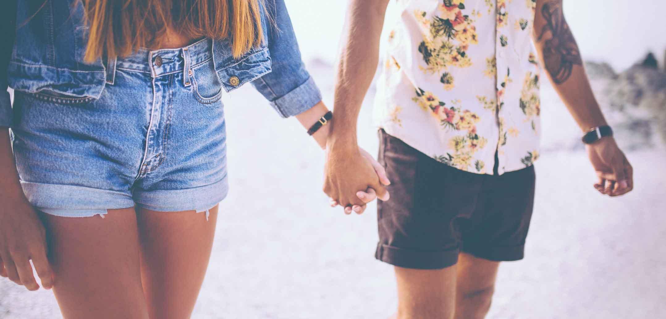 Händchenhalten kann mehr als nur eine liebe Geste sein