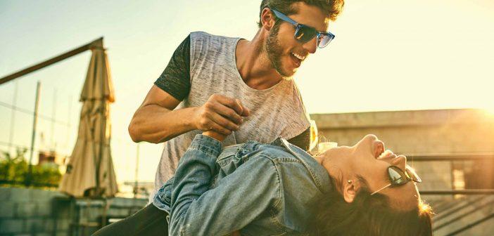 Zusammen tanzen stärkt die Beziehung