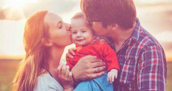 Nur befreundet, aber gemeinsam Eltern